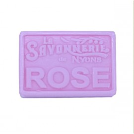 Savon rose