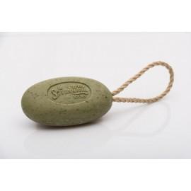 Savon corde olive