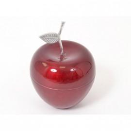 Pomme déco rouge