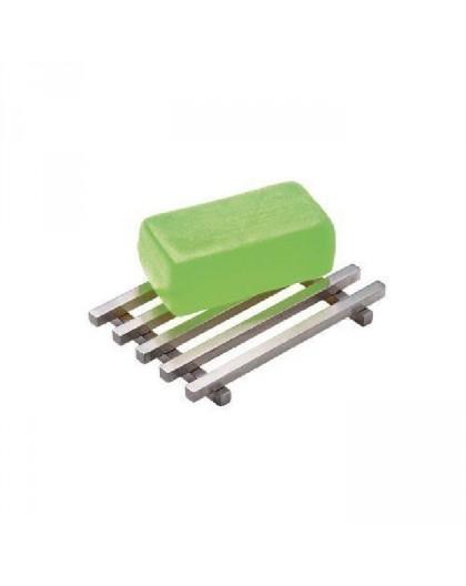 Porte savon grille inox interdesign