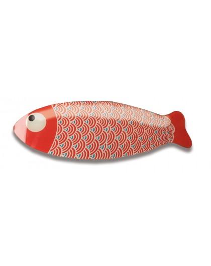 Plat verre poisson