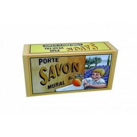 SAVON ROTATIF 260GR VERVEINE + SUPPORT INOX