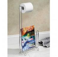 Porte papier wc et revue