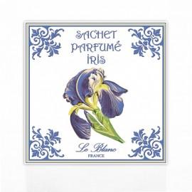 Senteur iris poudre de riz