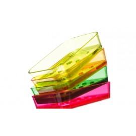 Porte savon coloré