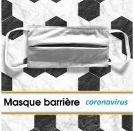 Masque de protection Coronavirus