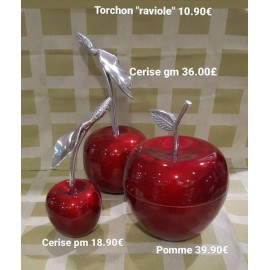 CERISE ALU ROUGE PM