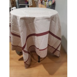 Nappe beige