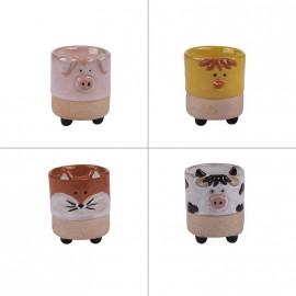 COFFRET 4 COQUETIERS ANIMAUX